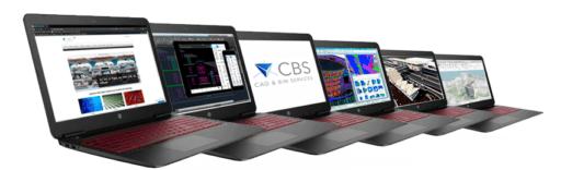 CAD & BIM SERVICES renews its computer inventory