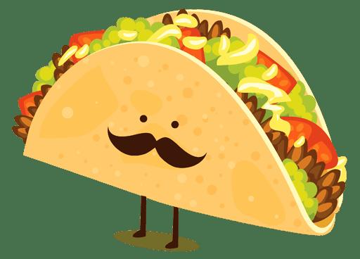 Image of HeyTaco! mascot