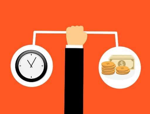 Zeit ist Geld. Spare beides mit dem  Online Kreditvergleich  auf Konto-Kredit-Vergleich.de