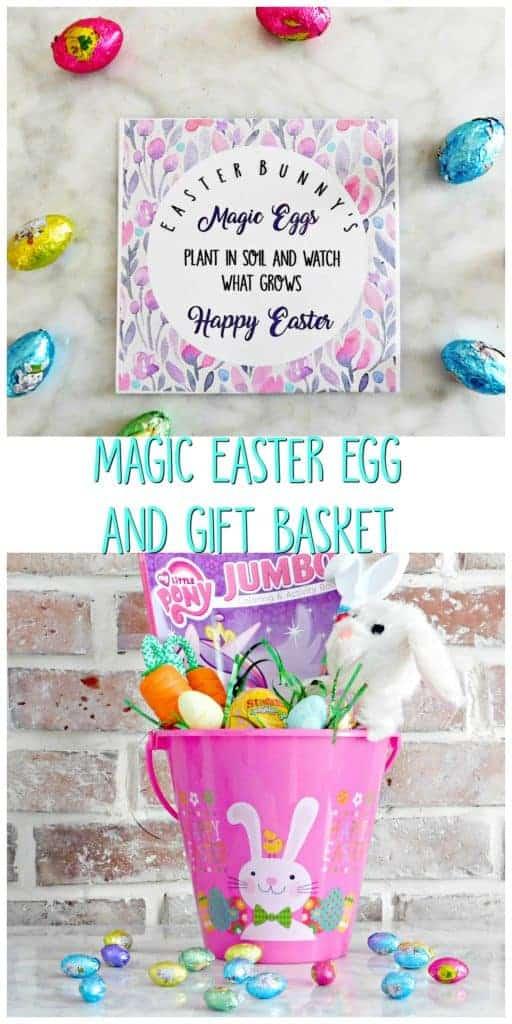 Easter Bunny's Magic Eggs
