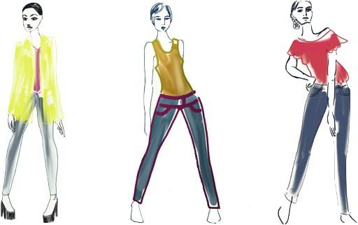 The Tailoress PDF Sewing Patterns - Basic Blocks