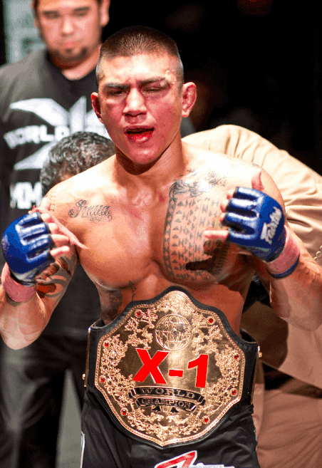 X-1 Champion - Ritchie