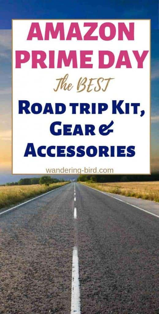 Looking for the best 2019 Amazon Prime Day deals for Road Trips, Road trip kit, accessories, gear, motorhomes, campers and more? Here's how to find them! Amazon Prime Day is actually BIGGER than Black Friday, with over 100,000 deals!! Here's how to take advantage of them and save yourself some serious money!