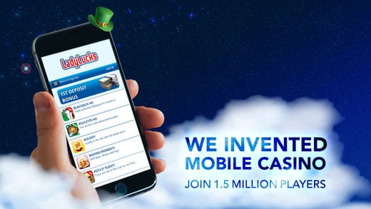 What's the best mobile casino in UK? The winner is: LadyLucks Casino!