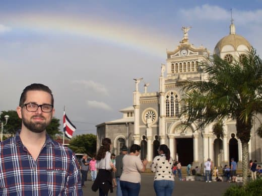 Auswandern nach Costa Rica: Marc in Cartageno