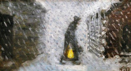 НОВЫЕ ИМЕНА:<br>Норвежский наивист — Николай Аструп