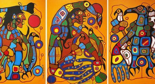 ЛУЧШЕЕ ИЗ ГАЛЕРЕЙ ПЛАНЕТЫ: <br>Искусство канадских инуитов XX в.
