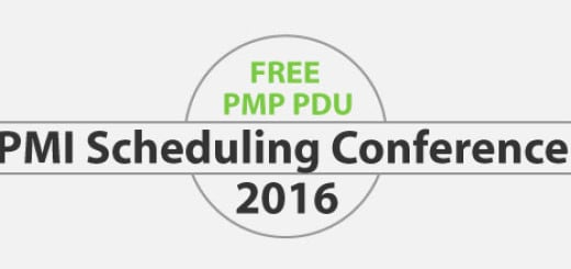 FREE 6 PDU for PMI Scheduling Conference 2016