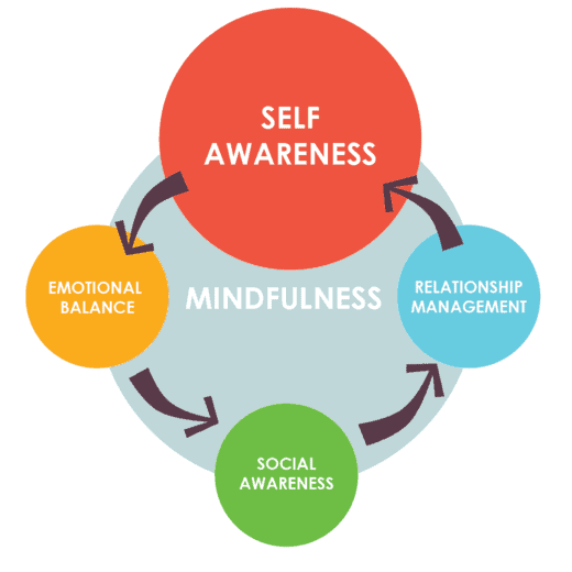 mindfulness can help other goals as well