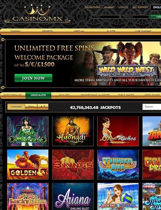 Casino.MX Review