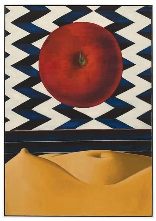 Luchita Hurtado, Untitled, 1971. Courtesy the artist and Hauser & Wirth. Photo by Jeff McLane