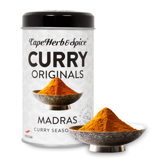 Madras Curry Rub