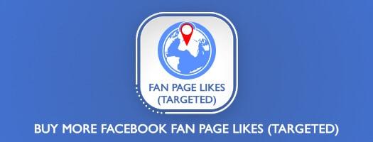 Facebook Fan Page Likes Dubai targeted