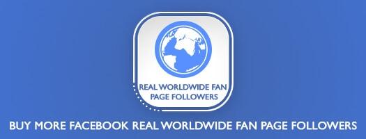 Facebook-Real Fan Page Followers Dubai