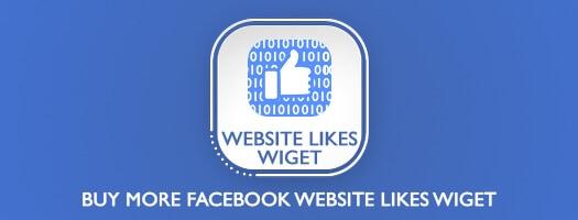 Facebook Website Likes Dubai Wiget