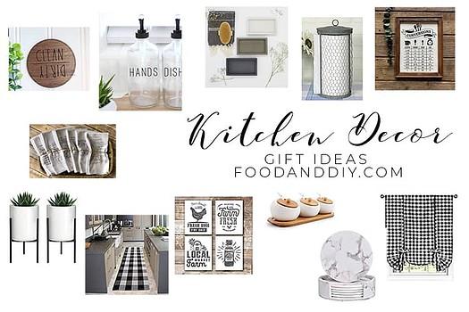 Kitchen Decor Gifts Ideas