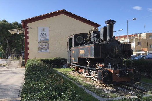 Zahnradbahn Historischer Zug