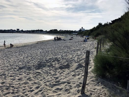Belle Plage Strand