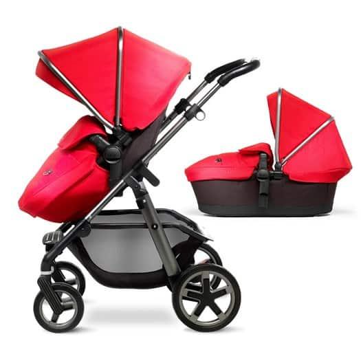 Silver Cross Pioneer – duovagn som platsar i kategorin prisvärda eller billiga barnvagnar