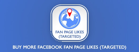 Facebook Fan Page Likes Dubai targeted