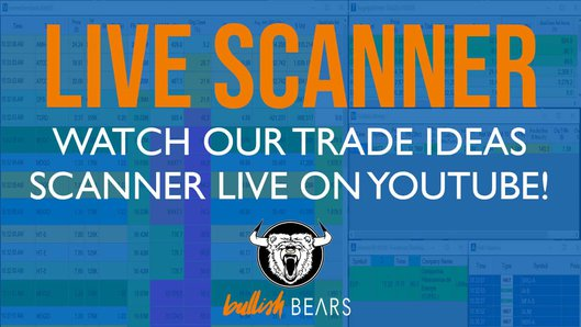 Trade Ideas Review Live On YouTube