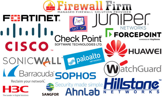 List of Firewall appliances Company in India
