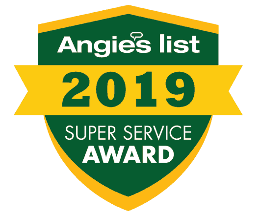 angie's list super service award icon