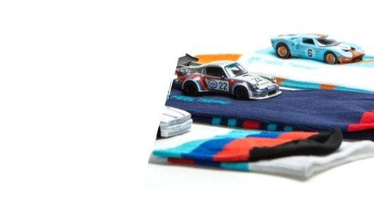 racing socks collection