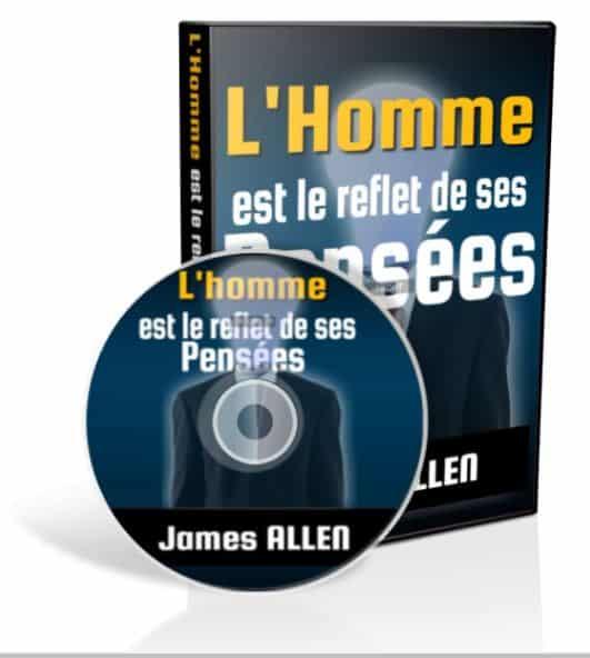 L'auteur James Allen a écrit cet ouvrage qui démontre que la pensée est la clé de notre destin