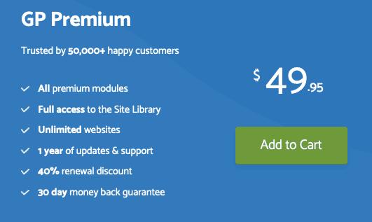 Gp Premium WordPress Theme