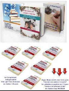 Devenez un écrivain à succès. Comment vendre ses livres, écrits et ebook. Enrichissez-vous en publiant vos œuvres littéraires