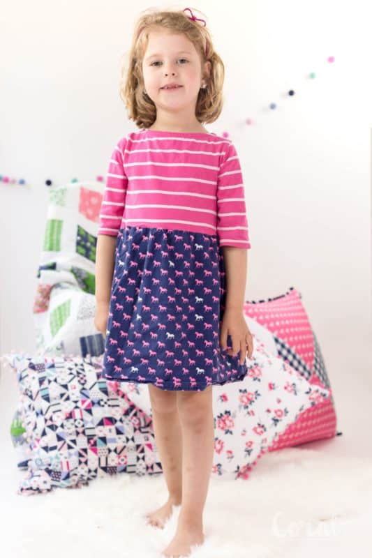 Easy T-shirt Dress 2