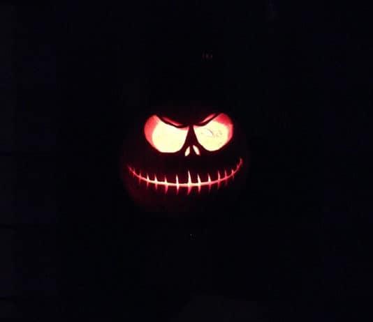 Hallowe'en Pumpkin