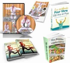 Pack complet de la Gymnastique des centenaires