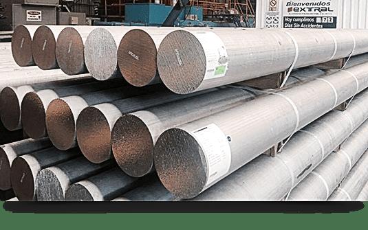 Extral-Aluminio-Aleaciones