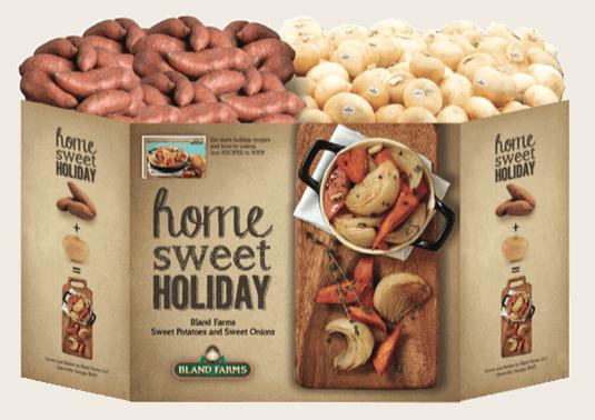 Bland Farm Holiday Bins