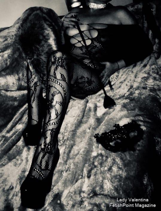 Lady Valentina   Domina Wien   FetishPoint Magazine