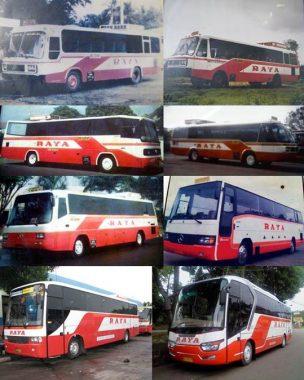 Bus PO Raya
