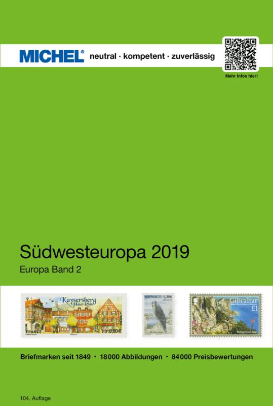 Michel Südwesteuropa 2019