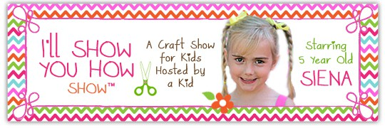 Craft Show for Kids | Videos for kids | Easy How To Crafts for Kids | Living Locurto