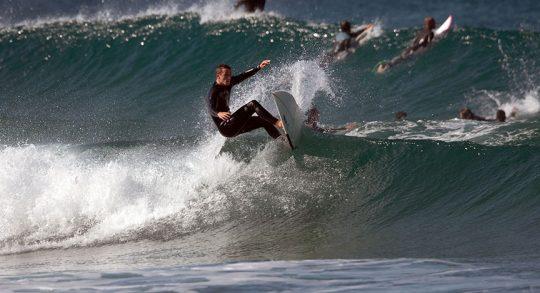 advanced surfing snap lesson lisbon area