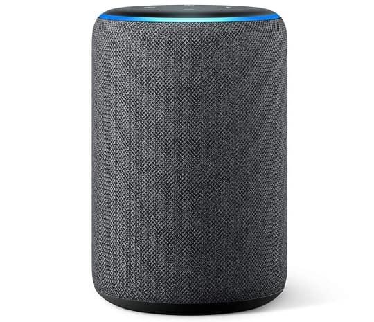 Nuevo altavoz Amazon Echo de 3ª generación
