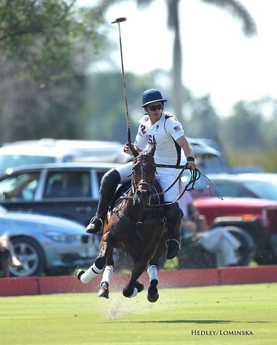 U.S. National Polo Team Member Dies in Ohio Crash
