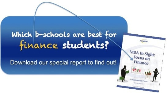 Which b-schools are best for finance students? Download our free special report to find out!