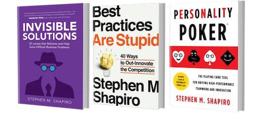 Stephen Shapiro's Books