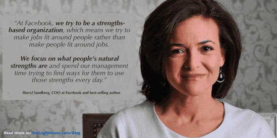 career development plans sheryl sandberg knows to focus on strenghts