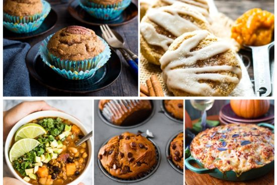 ultimate pumpkin recipes round up collage