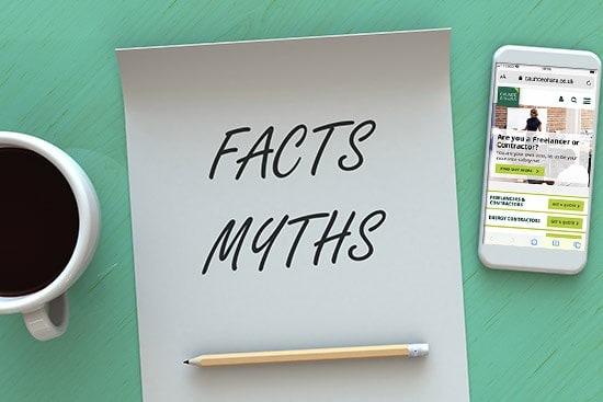 freelance insurance myths