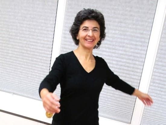 Sarah Pudelek, Arbeit in der Gruppe