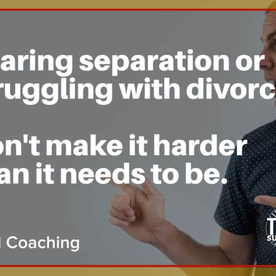How to feel happy after divorce or separation
